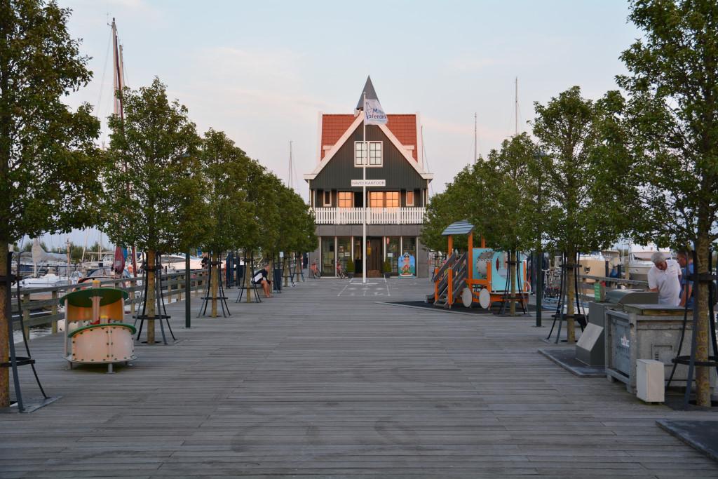 Yacht harbour Marina Volendam