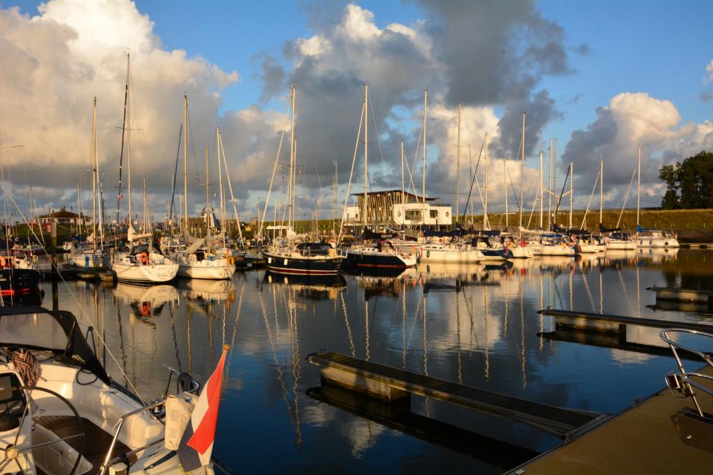 Yacht harbour Waddenhaven Texel – Oudeschild