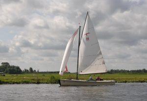 Start to sail - Valk