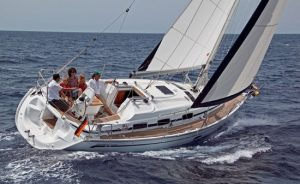 Start to sail - Sailing cruiser