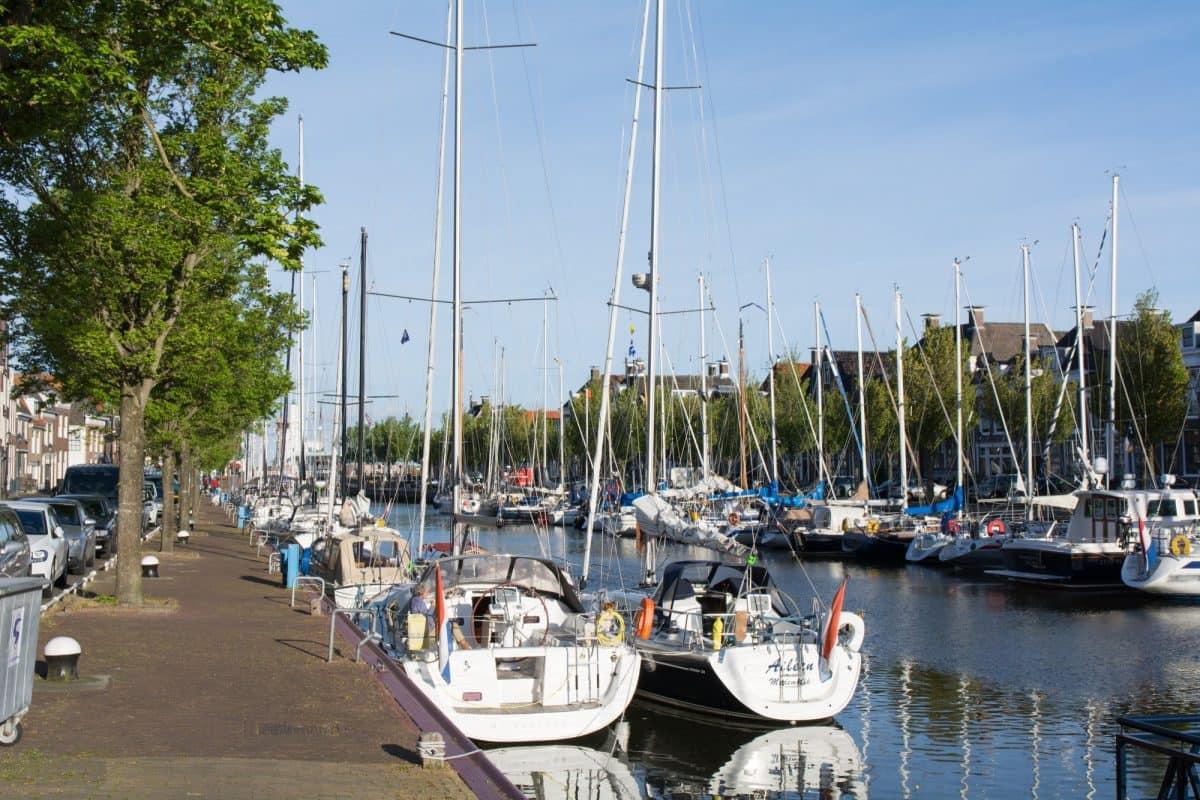 Noorderhaven Harlingen