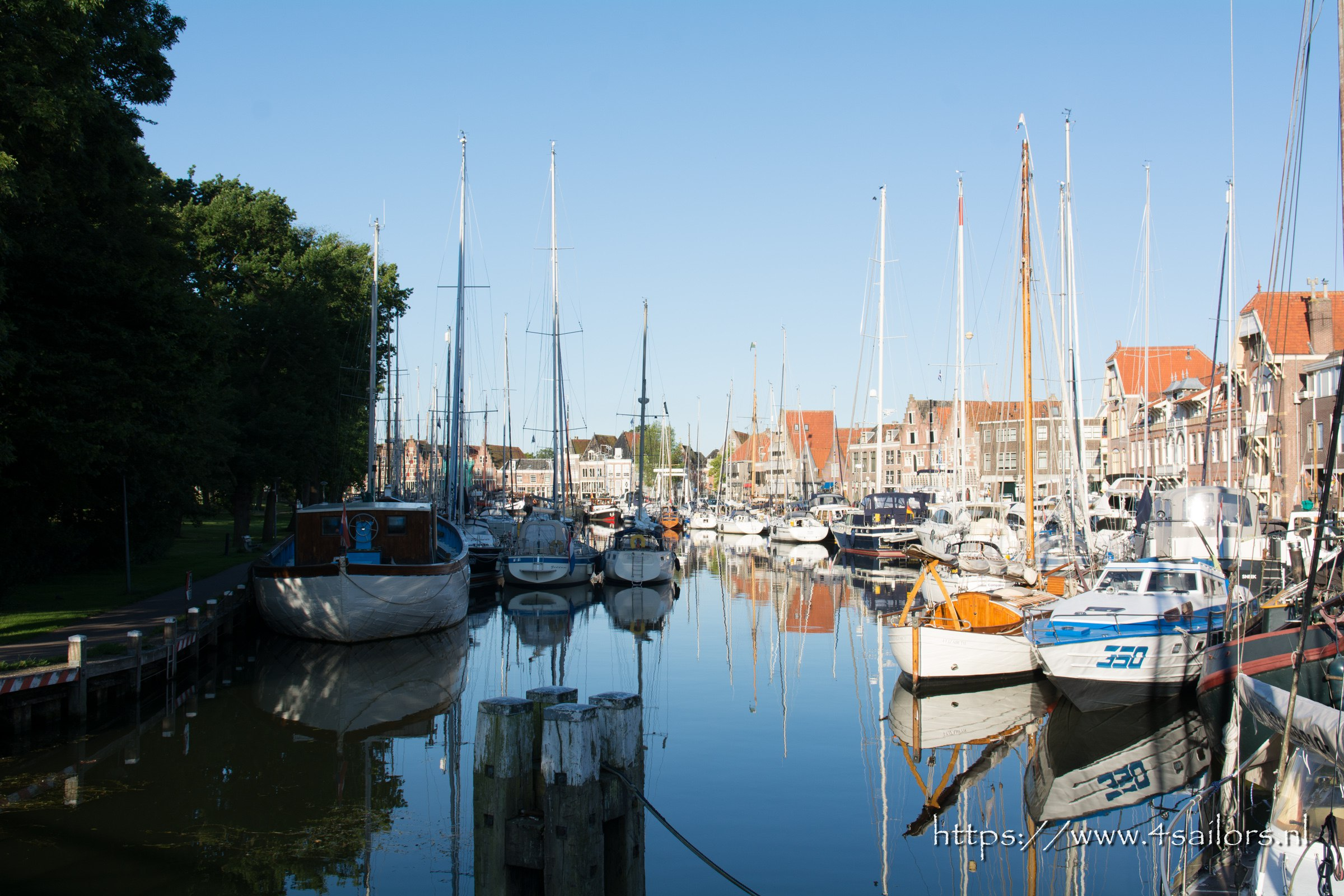 Binnenhaven Hoorn