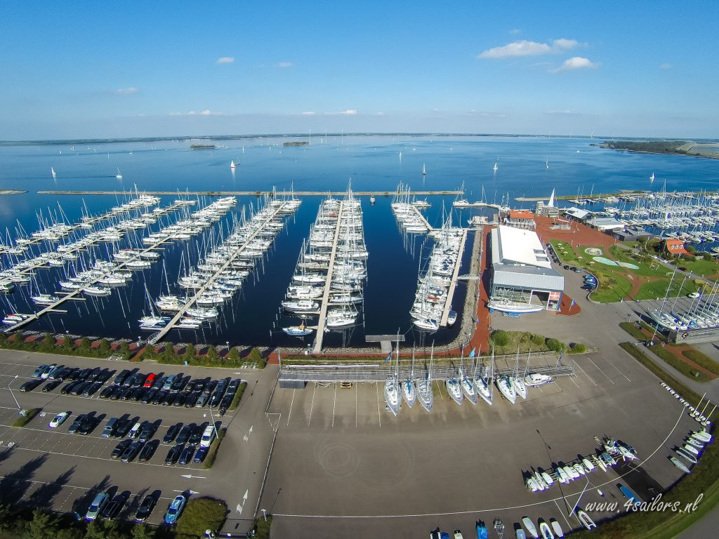 Yacht harbour Bruinisse