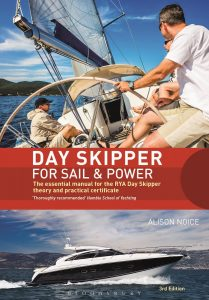 Day Skipper sail and power
