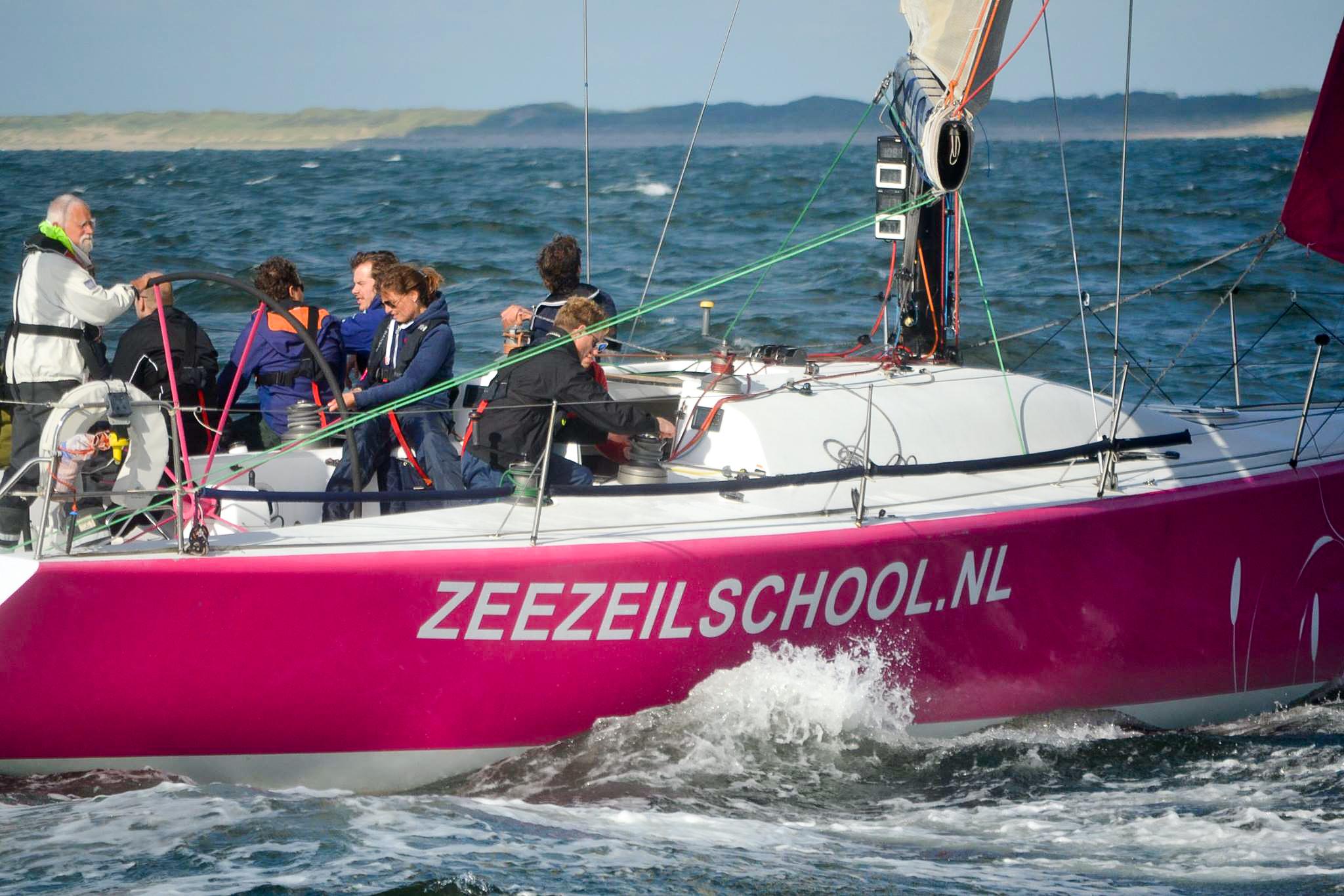 Zeezeilschool Scheveningen
