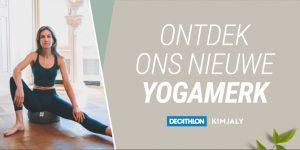 Decathlon's nieuwe Yogacollectie